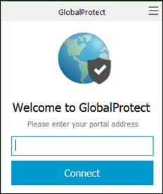 Enter vpn.csuci.edu for the portal address